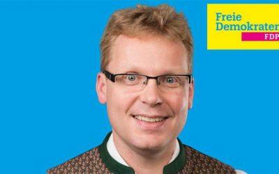 Michael Linnerer (FDP)