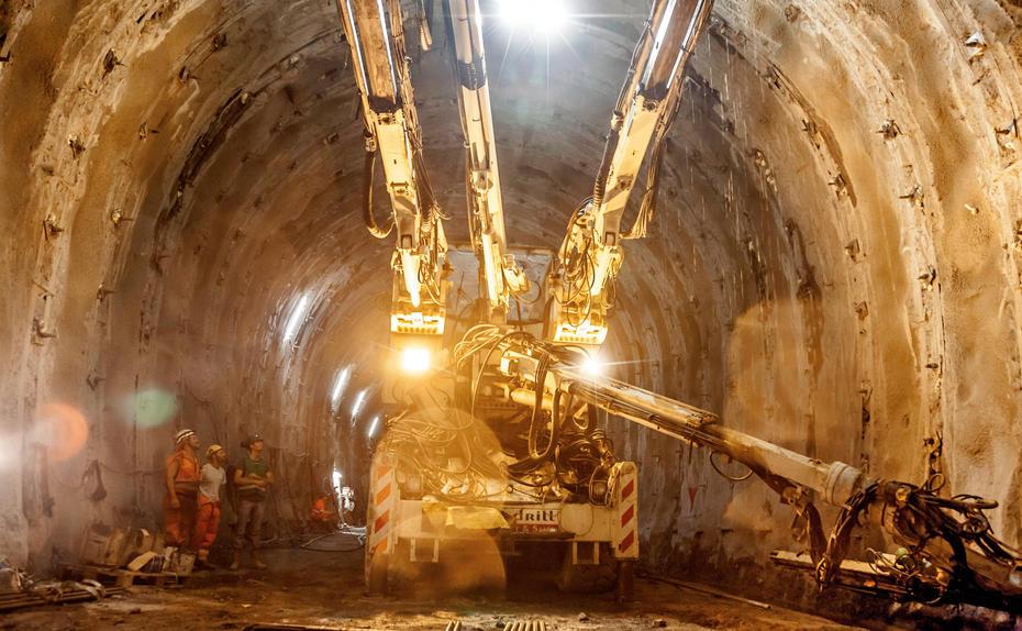 Brenner-Basistunnel: Wahnsinn mit Methode