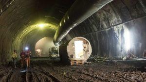 2016 sollten die Tunnelarbeiten in Österreich und Italien ursprünglich fertiggestellt werden, inzwischen ist von 2027 die Rede. © Julia Hammerle