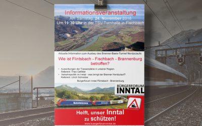 Wie sind Flintsbach, Fischbach, Brannenburg betroffen?