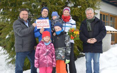 Bürgerinitiativen gegen Brenner-Nordzulauf begrüßen viertausendstes Mitglied