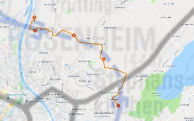 Brenner-Nordzulauf hautnah – ein etwas anderer Sommerspaziergang